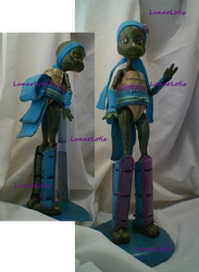 Artemis's Clothes