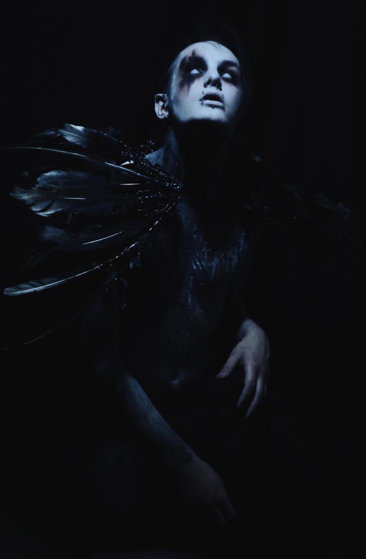 Raven Of Despair by Arahiel