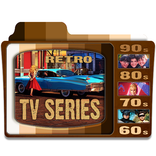 tv series folder icon by mikromike on deviantart