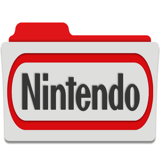Nintendo Folder Icon by mikromike on DeviantArt