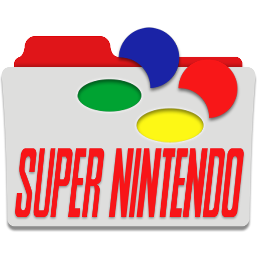 Super Nintendo Folder Icon by mikromike on DeviantArt