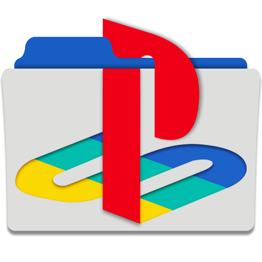 PlayStation Folder Icon by mikromike on DeviantArt