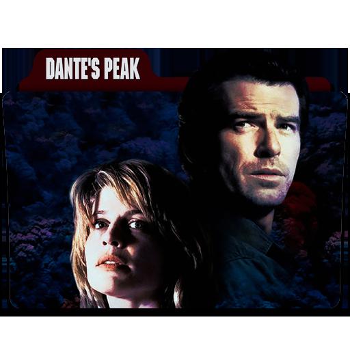Dante S Peak Folder Icon By Mikromike On Deviantart