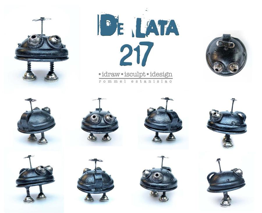 De lata 217 by Dinuguan