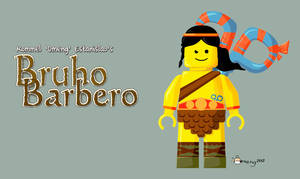 Bruho Barbero Lego