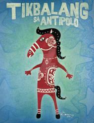 Tikbalang sa Antipolo Inspired by Antipolo's Paper