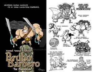 Bruho Barbero the Barberian