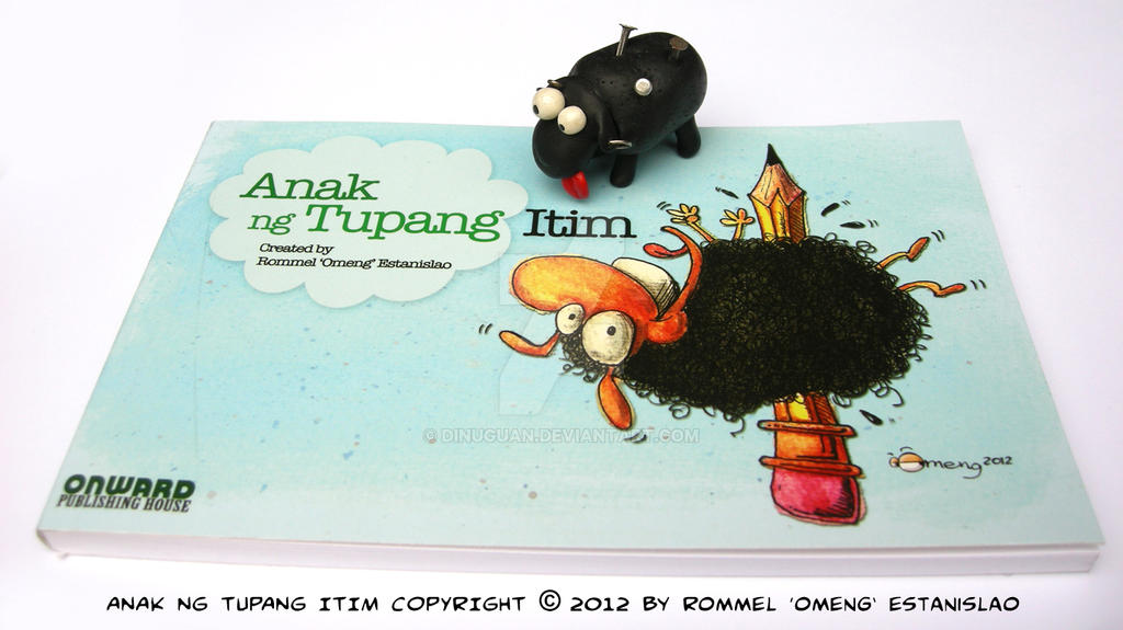 ANAK NG TUPANG ITIM by Dinuguan