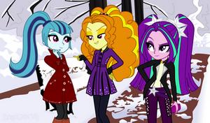 [EQ: RR] Dazzling Holidays - Winter   PART. 1