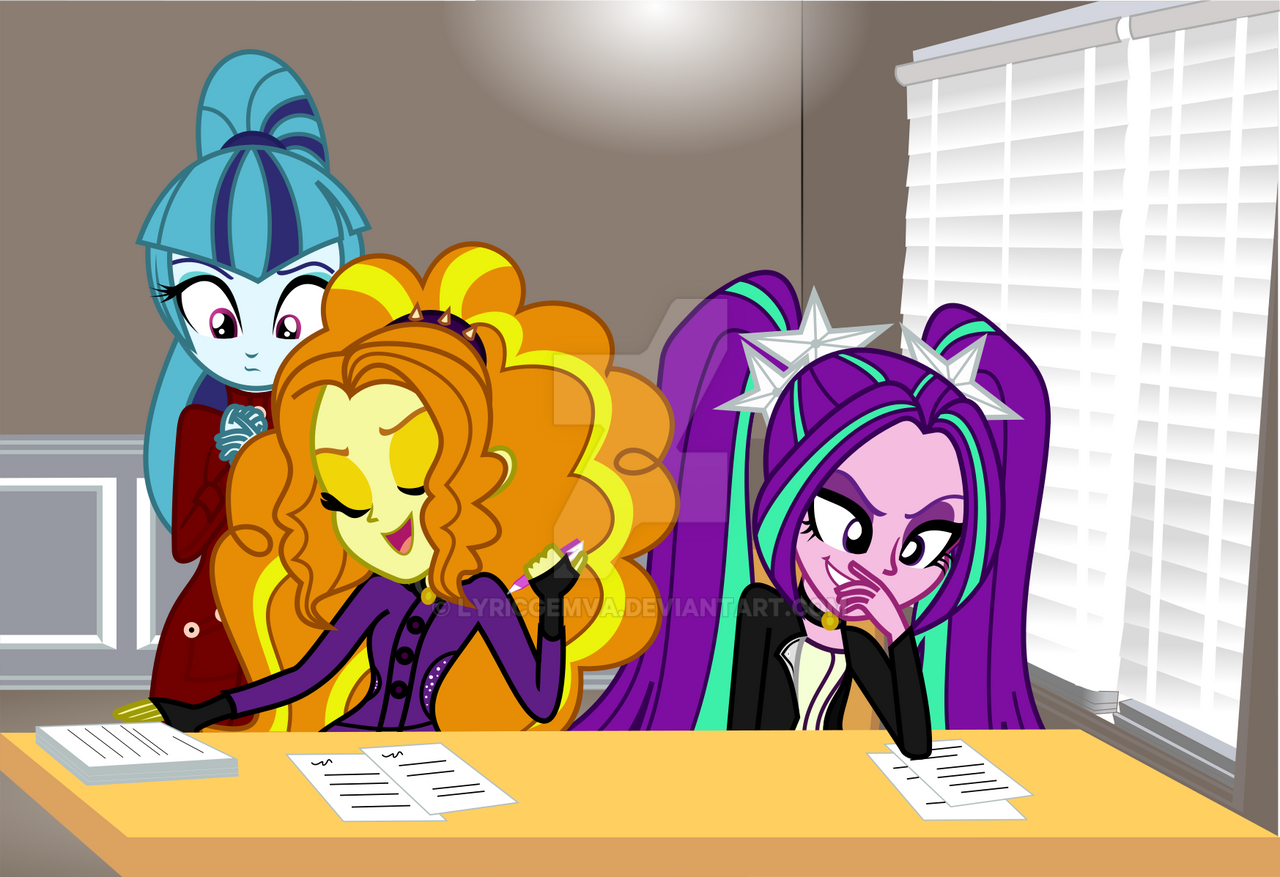 Eqg Fanfiction The Dazzlings Save The Holidays By