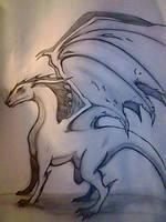 Typical Dragon by DragoAngelgriff
