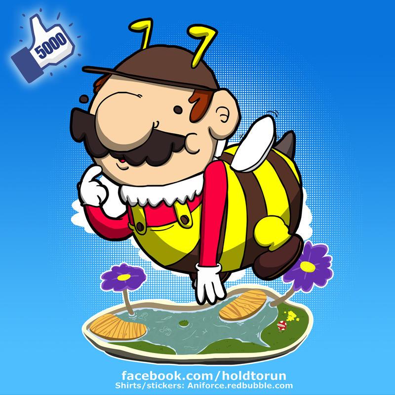Mama Bee-a! by Aniforce