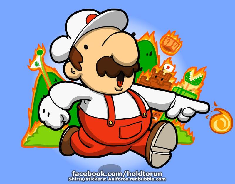 Fire plumber! by Aniforce
