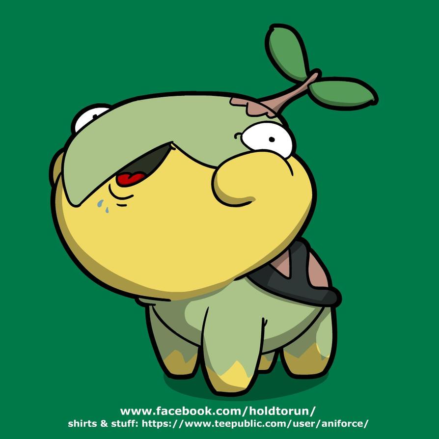 Chubby Tree Turtle! by Aniforce