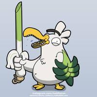 Leek Chicken