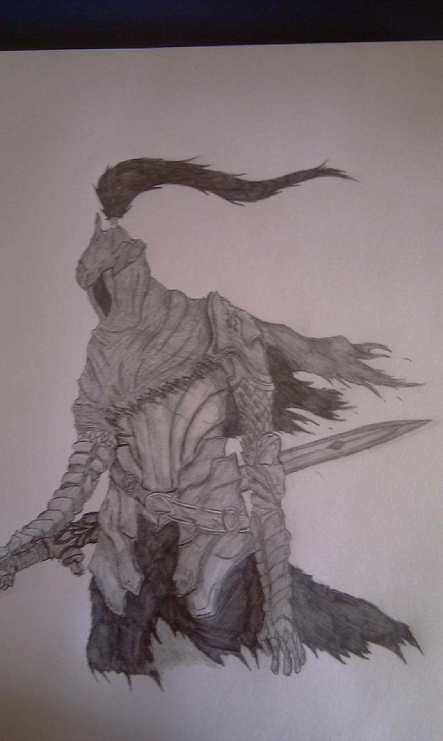Artorias The Abysswalker by ccxcc233