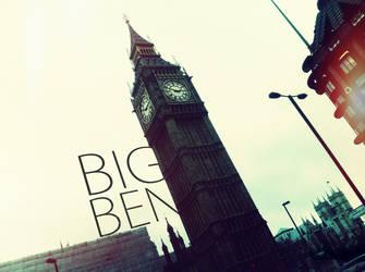 Big Ben by martin8910