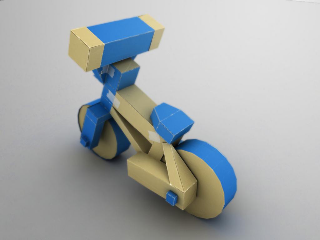 origami bike 28 images origami fox folding bike