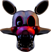 Image result for mangle head png
