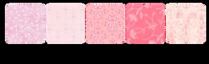 TEXTURES - pinks
