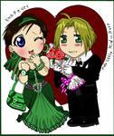 Maria and Denny