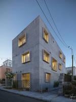 Yotsuya Tenera residential by evilios