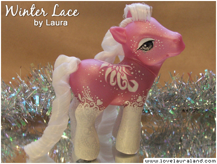 Winter Lace by lovelauraland