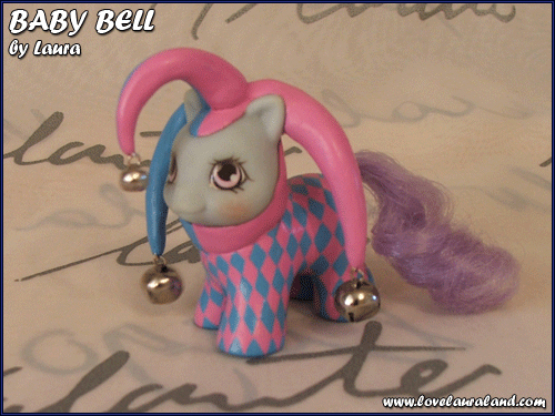 Baby Bell by lovelauraland