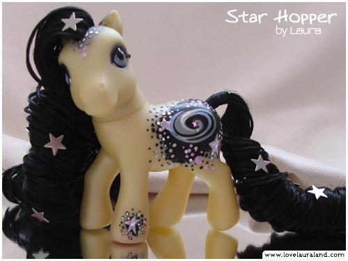 Star Hopper by lovelauraland