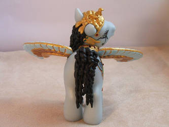 Egyptian Wings back view by lovelauraland