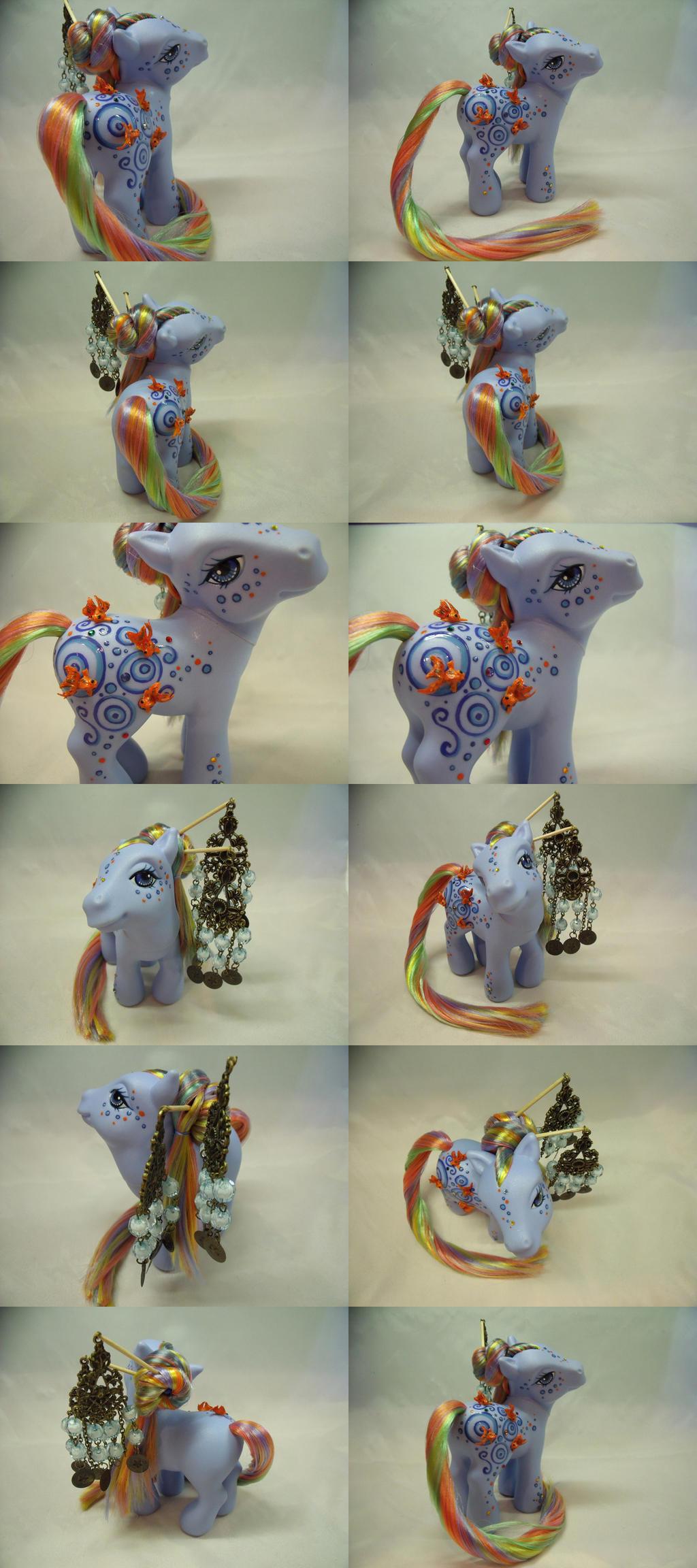 Oriental Rainbow by lovelauraland