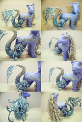 Blue Moon Merpony