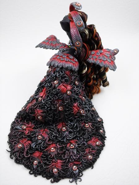 Peacock Pony 'Volcano' by lovelauraland
