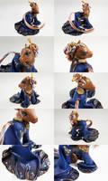 Aburae the Steampunk pony by lovelauraland