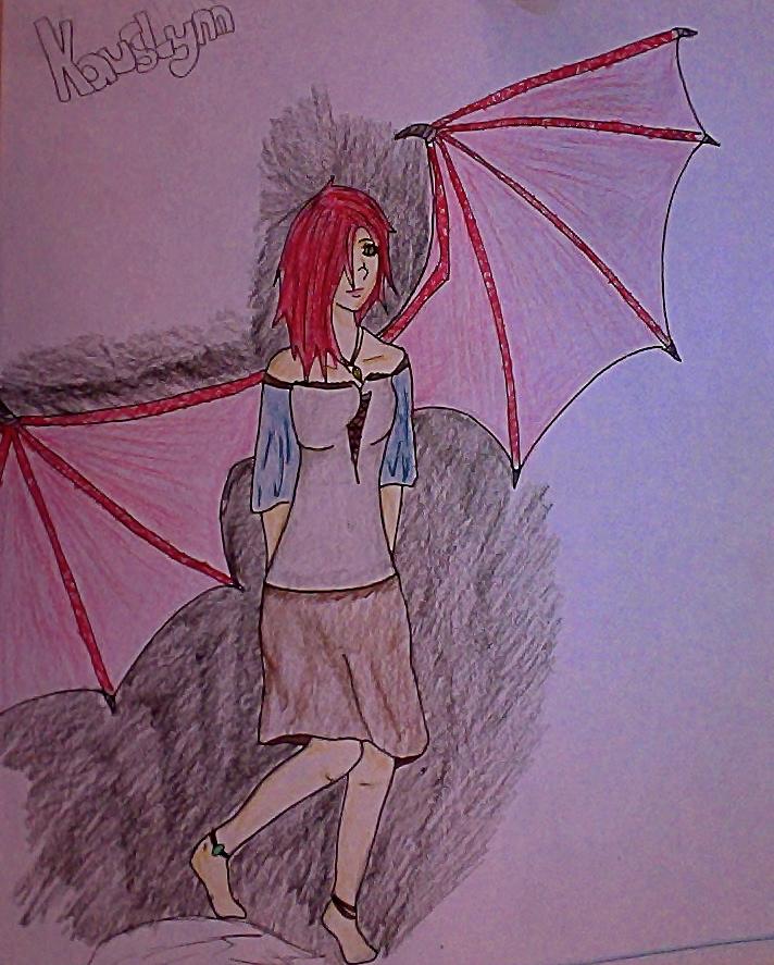 Kauslynn(Dragon) W.I.P by cheshirecastiel