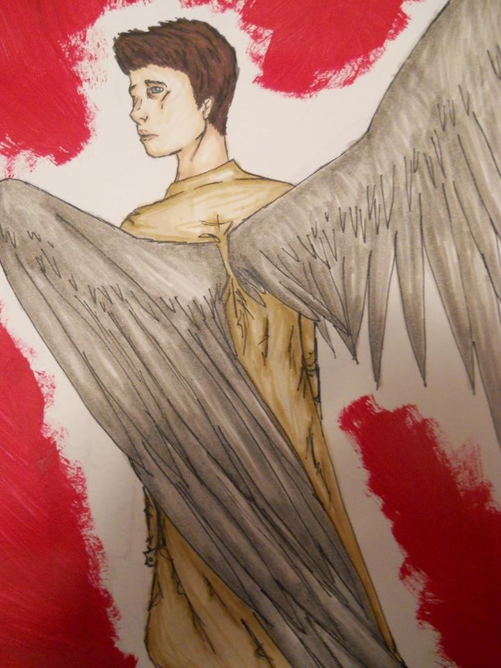 Angel's Wings by cheshirecastiel