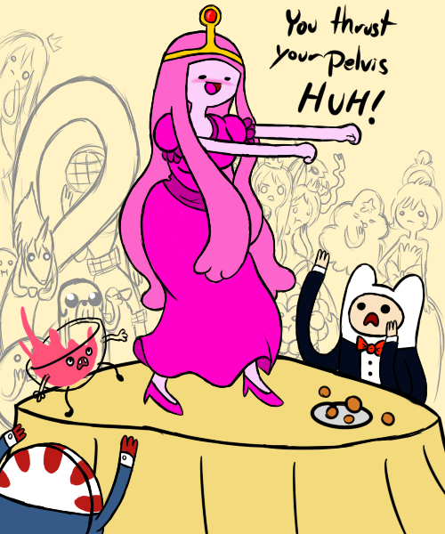 Dating tiers adventure time