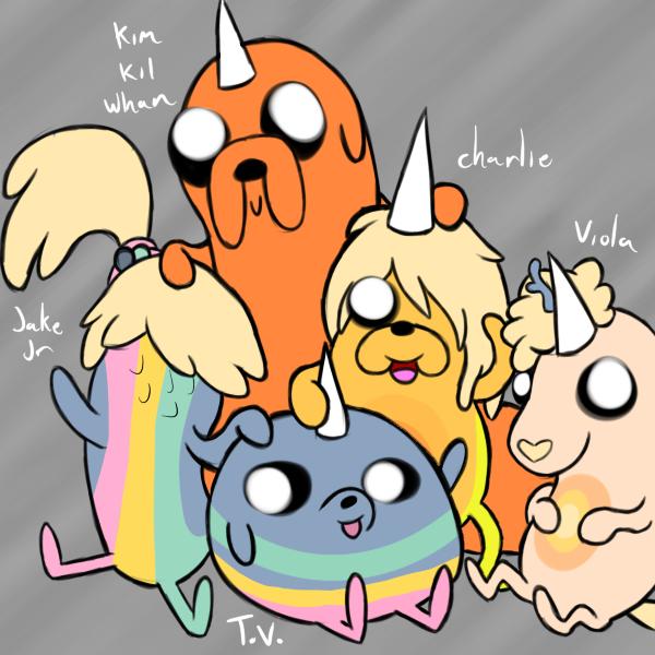 Meet the pups by fallenjrblue