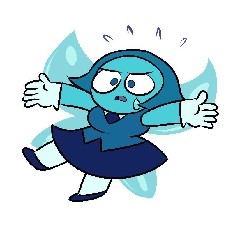 Aquamarine by fallenjrblue