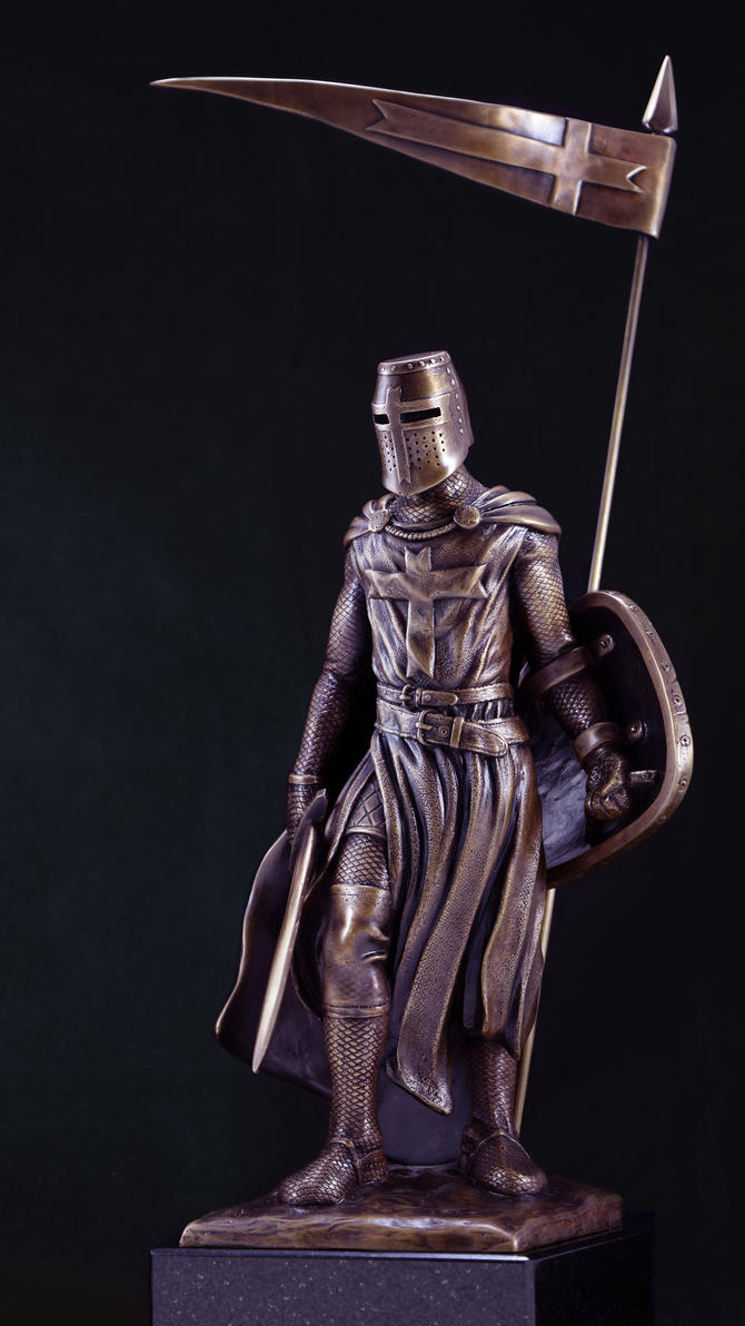 Knights Templar by ChrisCalver