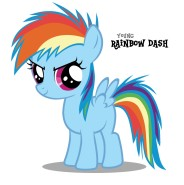 rainbowdash by groslok