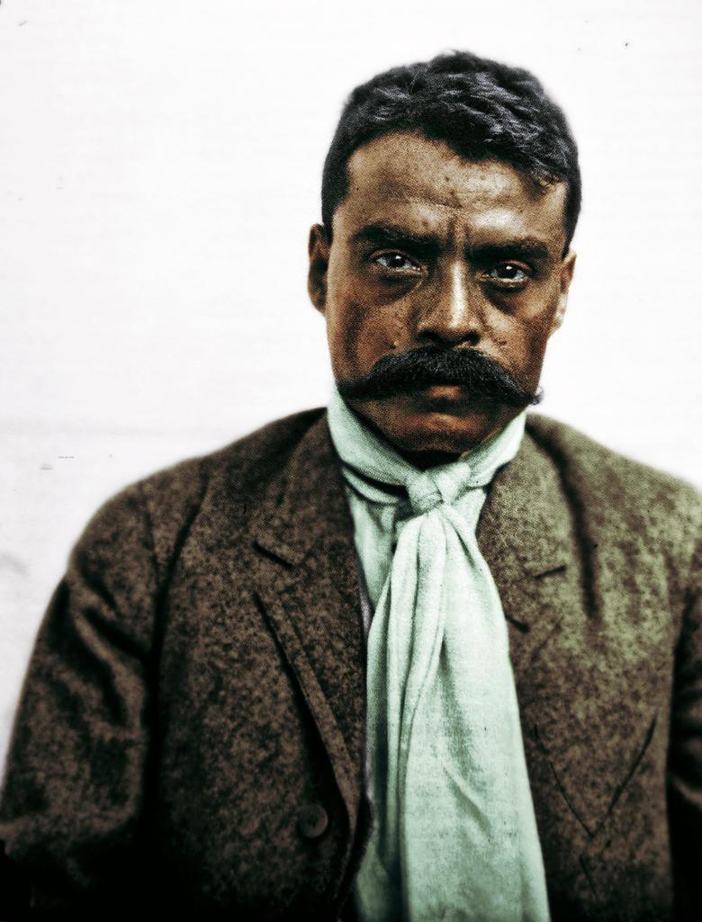 Emiliano Zapata by thecarlosmal on DeviantArt