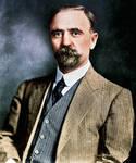 Francisco I. Madero colorised
