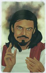 The Christ Self-Portrait
