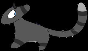 MYO#161 Katragoon - Grey Striped Kat