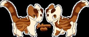 MYO#203 Katragoon - Autumn Cat