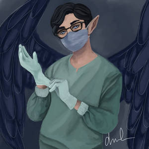 paging doctor gay