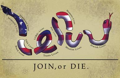 Join or die2016