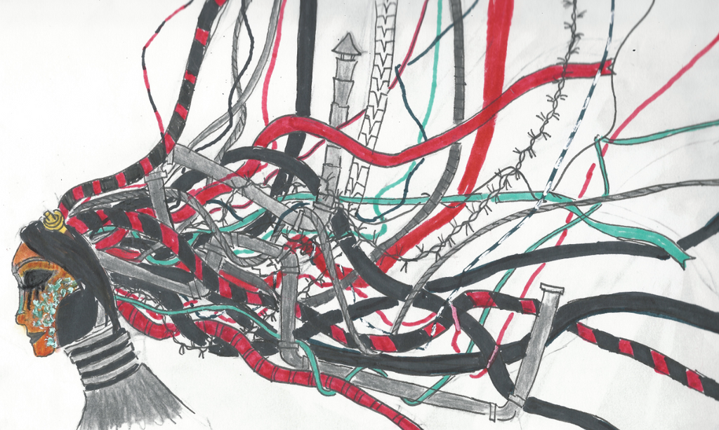 Tangled Wires by carloslikesscience on DeviantArt