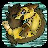 Kaden Tail Bite Icon by TheDemonAngelWolf